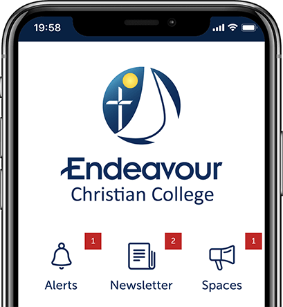 Endeavour Christian College App