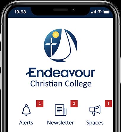 Endeavour Christian College App